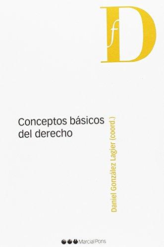 Conceptos básicos del derecho (Filosofía y derecho)