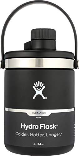 Hydro Flask Oasis Black 64 Ounce, 1 EA