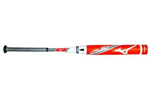 Mizuno Crush Balanced Slowpitch Softball Bat, USSSA, 34 Inch/27 Oz