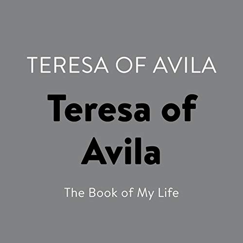 Teresa of Avila audiobook cover art