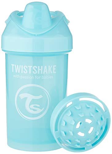 Twistshake 78274 - Vaso con boquilla, color pastel azul