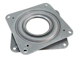 200 lbs Capacity 3 Lazy Susan Bearing 5/16 Thick Turntable Bearings VXB Brand
