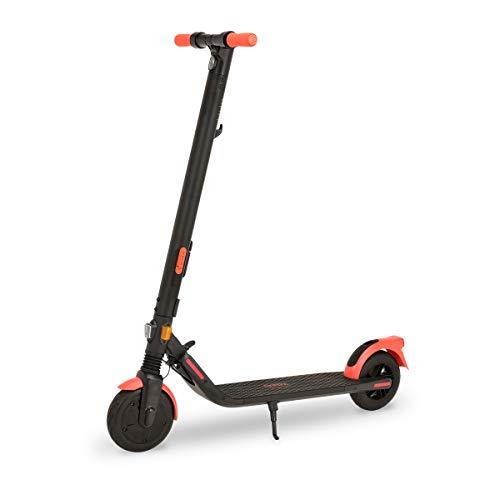 [日本PSE取得品] Segway-Ninebot Kickscooter ES1LD 電動 キックスクーター キックボード 超軽量 11.3kg 折りたたみ ノーパンクタイヤ サスペンション オレンジ セグウェイ ナインボット 正規品 53633