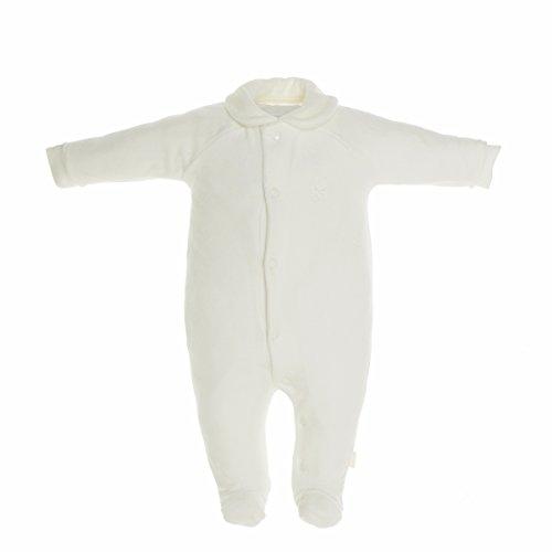 Cambrass 14344 - Pelele para recién nacidos, talla T.00, color beige