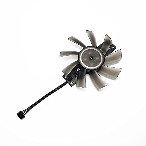 87mm GA92S2U DC 12V 0.46A Ventilador del refrigerador Reemplace para Gaineward para GeForce GTX 970 Phoenix Graphics Card Fans (Blade Color : 1PCS)