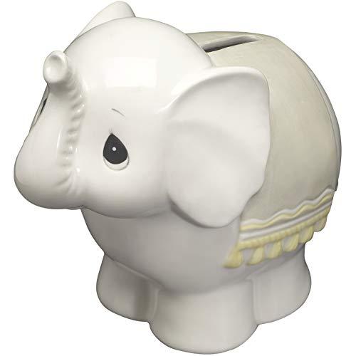 Precious Moments 162426 Baby Elephant Bank Ceramic Figurine