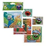 Sesame Street Bath Time Bubble Books Set of 3 - Welcome to Elmos