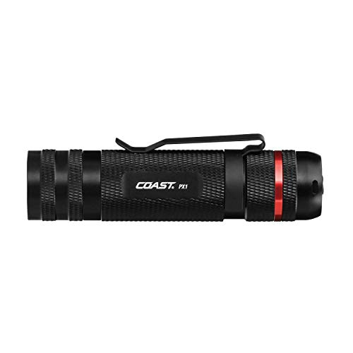 Coast 20865 PX1 High Performance Focusing 315 Lumen LED Flashlight