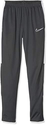 Nike Jungen Sport Trousers Y Nk Dry Acdmy19 Pant Kpz, Anthracite/White/XS, AJ9291, Anthracite/White/(White)