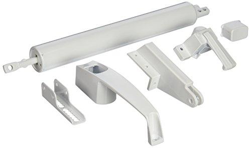 Wright Products VLANWH LANAI DOOR SET, WHITE