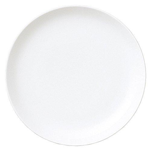"""光洋陶器 大皿 白翔 27.5cm 11""""メタ玉皿(クープ皿) 50000002"""