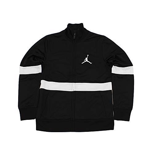 Nike - Felpa da Bambino Nero in Cotone 955793-023