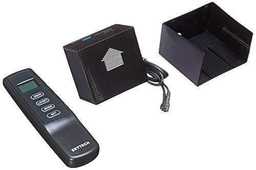SkyTech Sky-MRCK-TH Fireplace-remotes-and-thermostats, Black