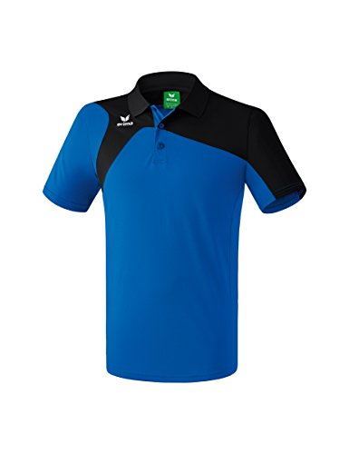 Erima GmbH Club 1900 2.0 Polo de Tenis, Unisex niños, New Royal/Negro, 152