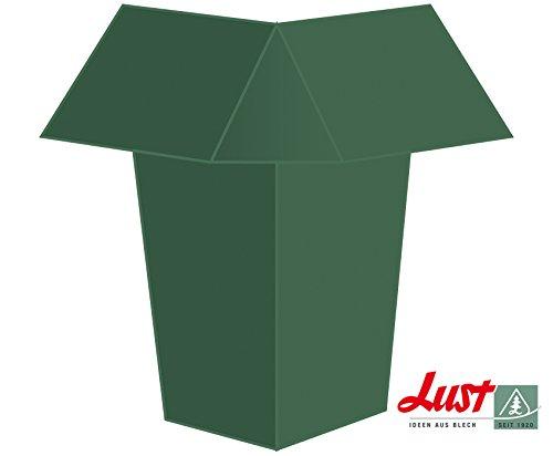 Lust Ideen aus Blech 14er Set Moosgrün 10x1,0 m Bleche und...