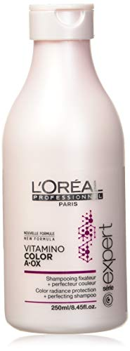 L'Oréal Professionnel Vitamino Color A-OX Color Radiance Protection + Perfecting Shampoo, 250 ml