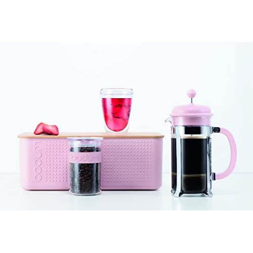 Bodum Large Bread Box - Pink
