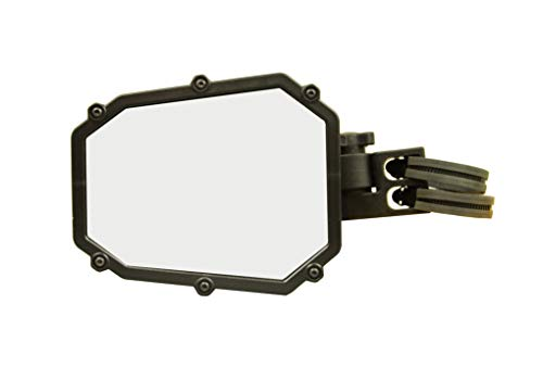 ATV Tek UTVMIR-ES1 Elite UTV Deluxe Single Side Mirror with Dual Axis Breakaway