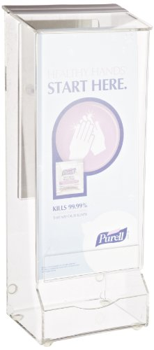 Purell bn104-wd Sanitizing Hand Wipe dispenser