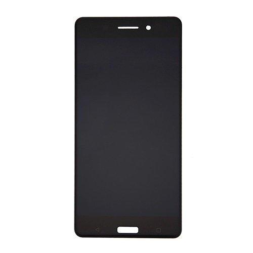 LeHang Assemblea del Touch Screen del visualizzatore del convertitore analogico/Digitale Nokia 6 Il Nero