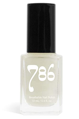 786 Cosmetics Matte Top Coat - (Matte) Vegan Nail Polish, Cruelty-Free, 11-Free, Halal Nail Polish, Fast-Drying Nail Polish, (Turn Any Color Matte)