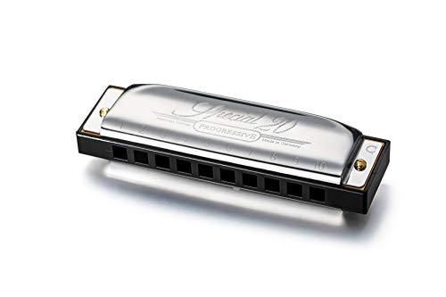 For Hohner 560PBXC Special 20 Diatonic Harmonica, C-major