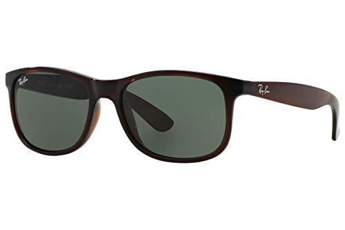 Ray-Ban - Gafas de Sol para Hombre, Marrón