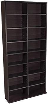 Atlantic Oskar Adjustable Media Cabinet