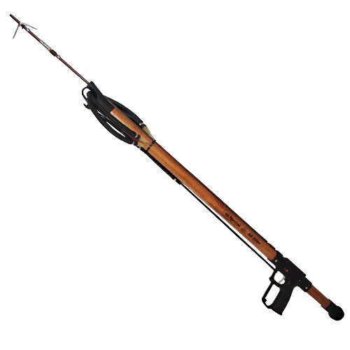 "AB Biller Special Series Wood Mahogany Speargun for Spearfishing (24"")"