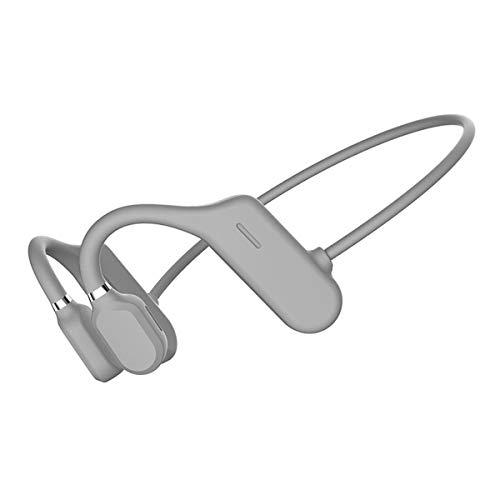 Bluetooth 5.0 Auriculares de Conducción ósea con Micrófono,...