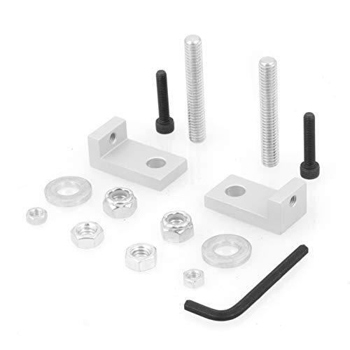 PALS Precision Alignment and Locking System for Contractor Style Table Saw Alignment with 8mm Stud