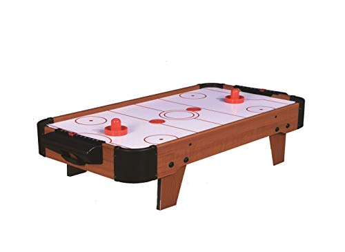 Air Hockey Table Accessories Sets with 100V Motor, Powerful Electric Fan, 2 Strikers, 2 Pucks for Game Room, Living Room