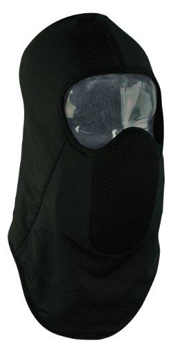 Exchanger Mask Full Mask, Black