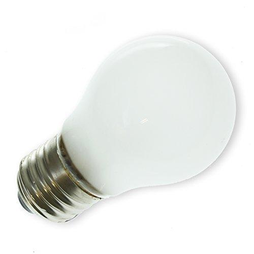 LG Glühbirne 40W ES27 für Kühlschrank Gefrierschrank Mattweiß oder Blau je nach Versorgungsspannung 6912jb2004e 6912jb2004l