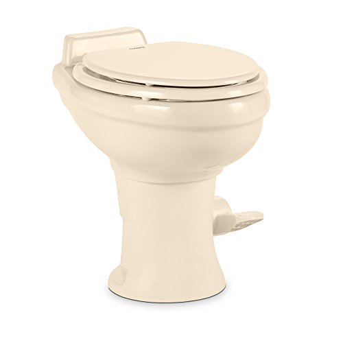 Dometic - 302320183 320 Series Standard Height Toilet w/Hand Spray