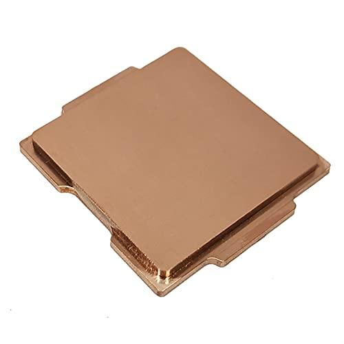 ヒートシンク CPUオープナー純銅ふたカバー IHS370の冷却0K 4790K 6700K 7700K 8700K 9700K 9900K 10900K 11.5X 1200インターフェイスプロテクター (Color : For 3 Gen)
