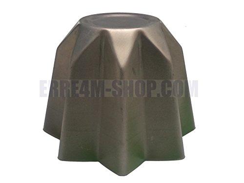 Erretre srl Stampo per pandoro Antiaderente da 1000 Grammi in Alluminio Professionale