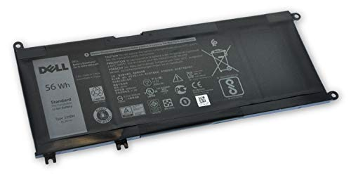 Dell Inspiron 7559 7570 7573 7577 7773 7778 7779, Latitude 3590 3580 3480, Vostro 7580 56Wh 4-Cell Primary Battery 99NF2 33YDH W7NKD