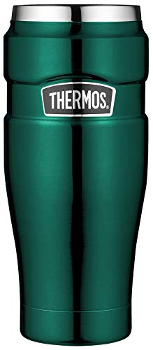 edelstahl cool grey 0,47 l Thermos Coffee-to-Go Stainless King Thermobecher