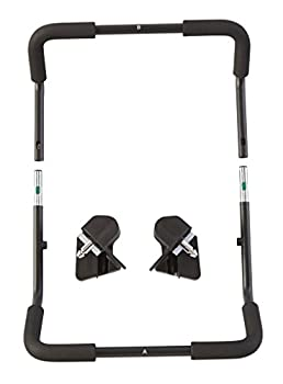 Baby Jogger Chicco/Peg Pergo Car Seat Adapters for Summit X3 Stroller Black