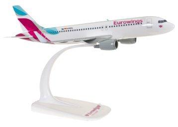 Airbus A320-200 Eurowings Maßstab/Scale 1/200