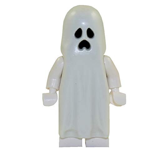 LEGO Monster Fighters Halloween Minifigure - Ghost (Glow In The Dark)