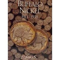 1913 – 1938 Buffalo Nickel Folder