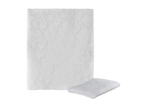 Selldorado® 2 Dunstabzugshaube Filter zuschneidbar - Dunstabzug Filter für sämtliche Modelle geeignet - Filtermatte 57 x 47 cm (2 Stück)