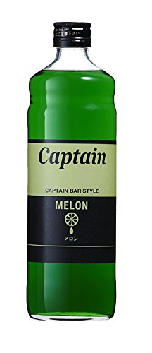 キャプテンメロン600ml
