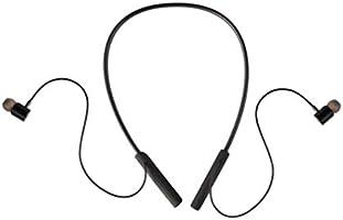 MF Product Acoustic 0164 Boyunluklu Kablosuz Kulak İçi Bluetooth Kulaklık Siyah