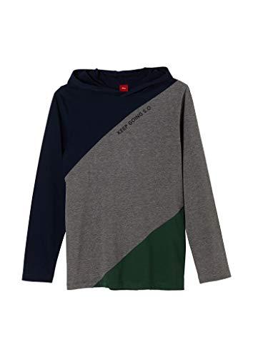 s.Oliver Junior Jungen 402.12.012.12.130.2056495 T-Shirt, Ecru(9730), 164