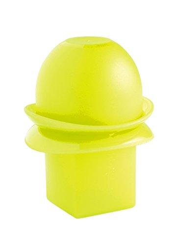 mastrad Mikrowellen Eierkocher - schnelle Zubereitung - Boiler / Maker - verschiedene Formen - aus Polypropylen hergestellter Eierkocher - geschirrspülmaschinengeeignet, grün, 290x85x465, F65708