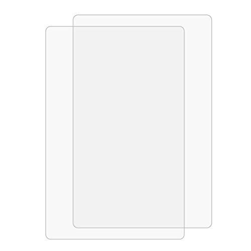 NANSHAN HDSCREENPROTECTOR+ / for Samsung Galaxy Tab S7 2 PCS 9H HD Película de Vidrio Templado a Prueba de explosiones, Película Protectora de Vidrio de Pantalla Clara