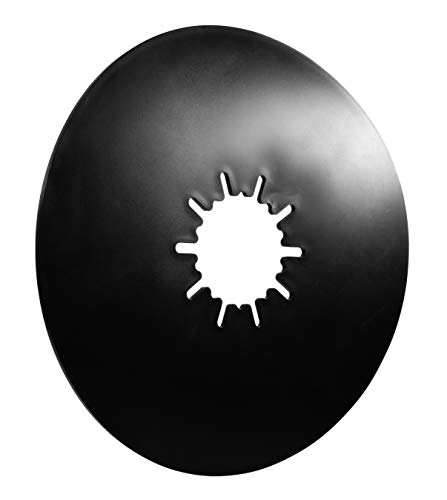 "EAZ LIFT Black 12"" 5th Wheel Lube Plate (44674)"